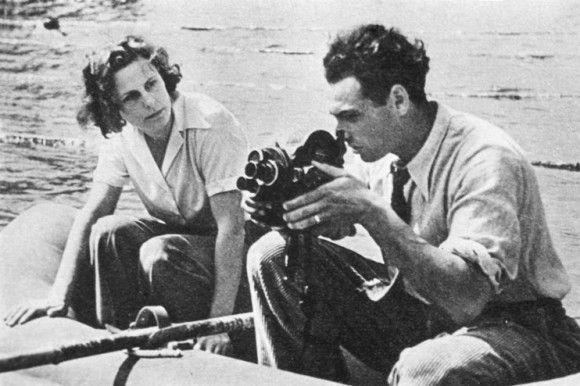 Αποτέλεσμα εικόνας για Leni Riefenstahl - Hans Ertl.