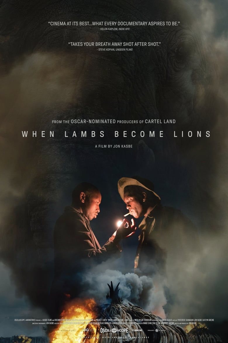 Ver Hd When Lambs Become Lions Pelicula Completa Dvd Mega Latino 2018 En Latino Whenlambsbecomelions Comple Lion Full Movie Documentaries Lion Movie
