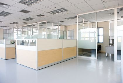 From 6x6 to 6x8 6x9 and 8x8 floor to ceiling glass for 8x8 office design