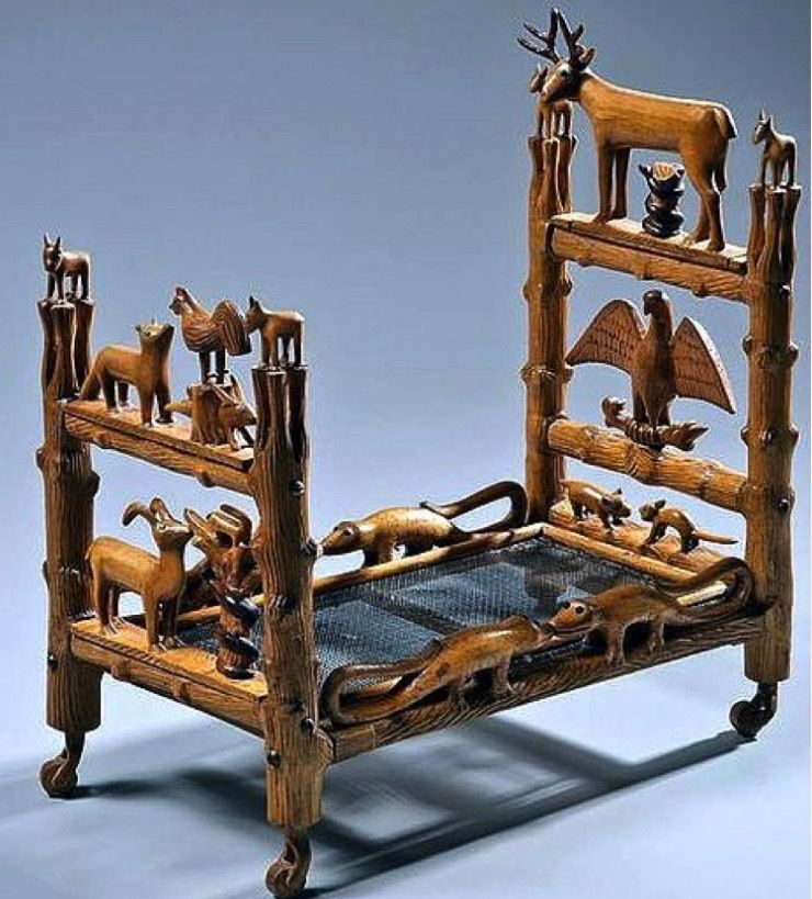 Beds by Mike Dean Dollhouse woodworking plans, Crib woodworking plans, Best woodworking tools