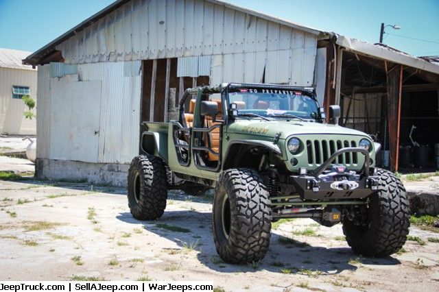 Jeeps For Sale And Jeep Parts For Sale Jeep Wrangler Truck