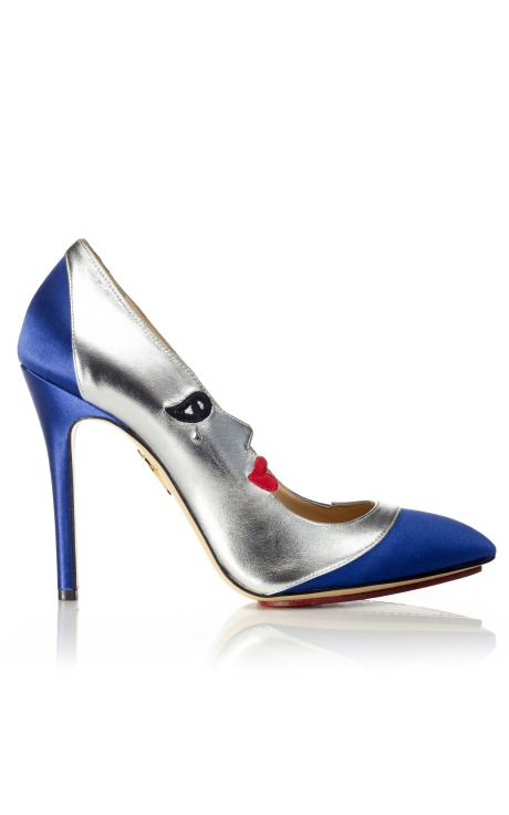 5fc457e98a Charlotte Olympia- Luna Pump   P.S.- Sole-ful Shoes...   Shoes ...