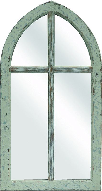 Crestview Collection Cvmra332 Antique Cathedral Mirror Cathedral Mirror Mirror Mirror Wall