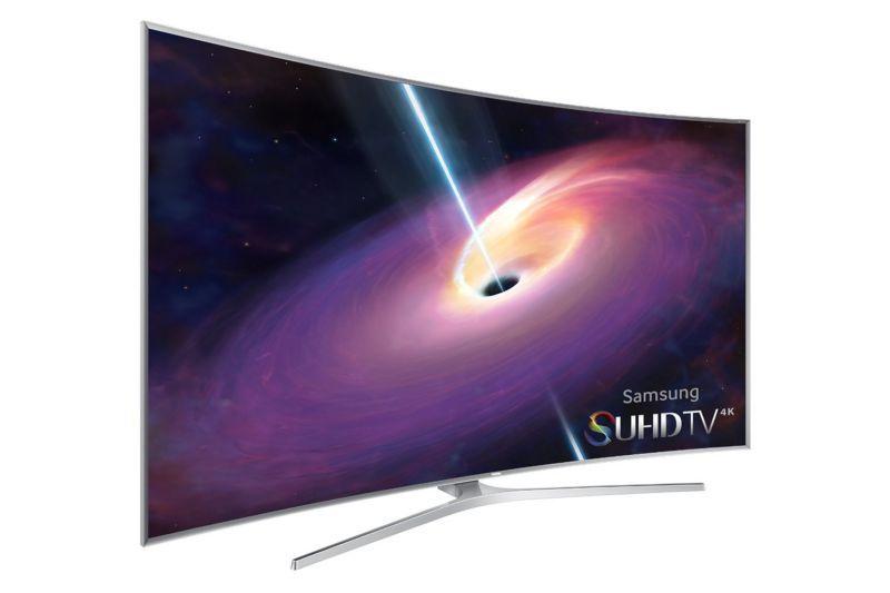 Samsung UN78JS9500 Curved 78-Inch 4K Ultra HD Smart LED TV  ad ... f09b6d40b