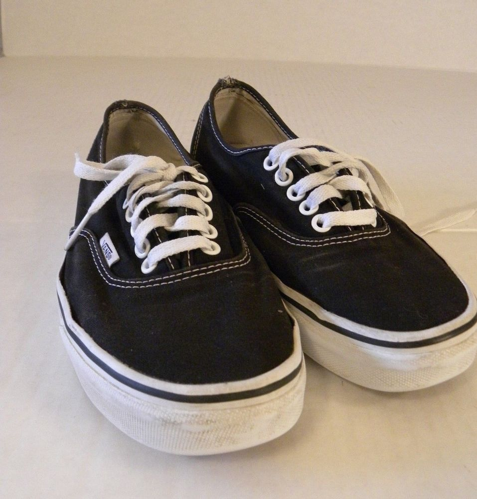 vans off the wall sneakers men s size 7 women s 8 5 on off the wall id=83714