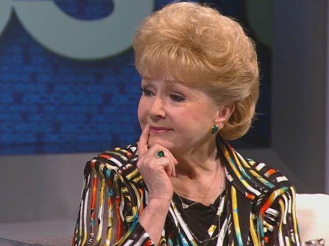 Debbie Reynolds dishes on nude Tony Randall