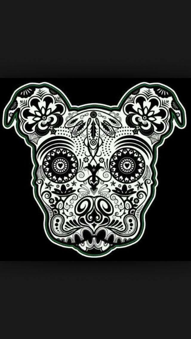 Pit sugar skull