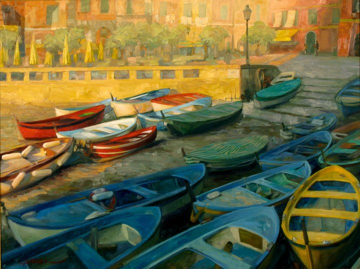 Gabriel Mark Lipper ~ American painter | Tutt'Art@ | Pittura * Scultura * Poesia * Musica |