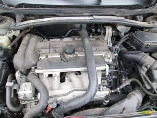 2004 volvo v70 2.5t