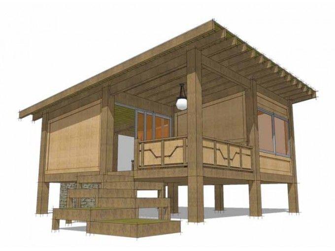planos de casas japonesas pequeñas