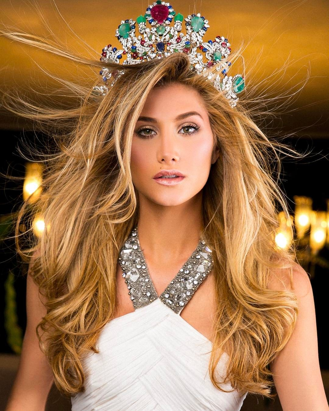 Miss Universe 2016 Candidates: Mariam Habach   What is your opinion? Can she win the Crown of Miss Universe 2016? Can she glorify Venezuela again?What is your thinking?