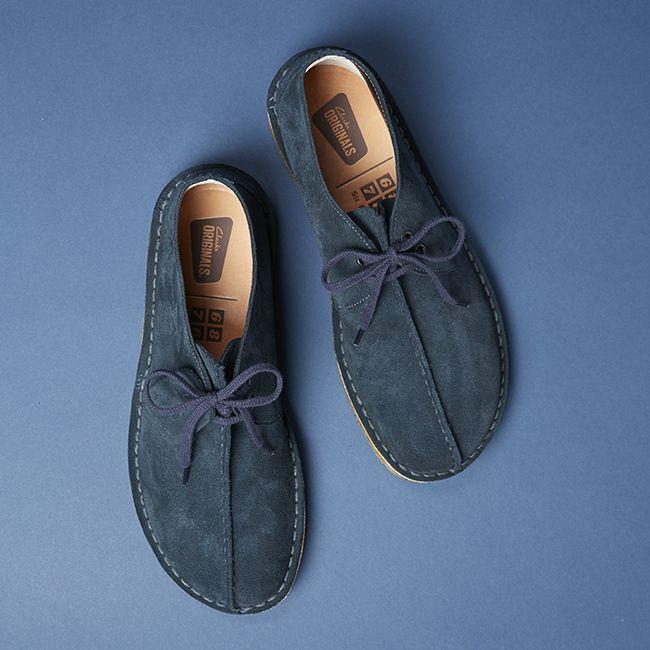 43795531f9ff0 6876 x Clarks Originals Desert Boot   Desert Trek - EU Kicks  Sneaker  Magazine
