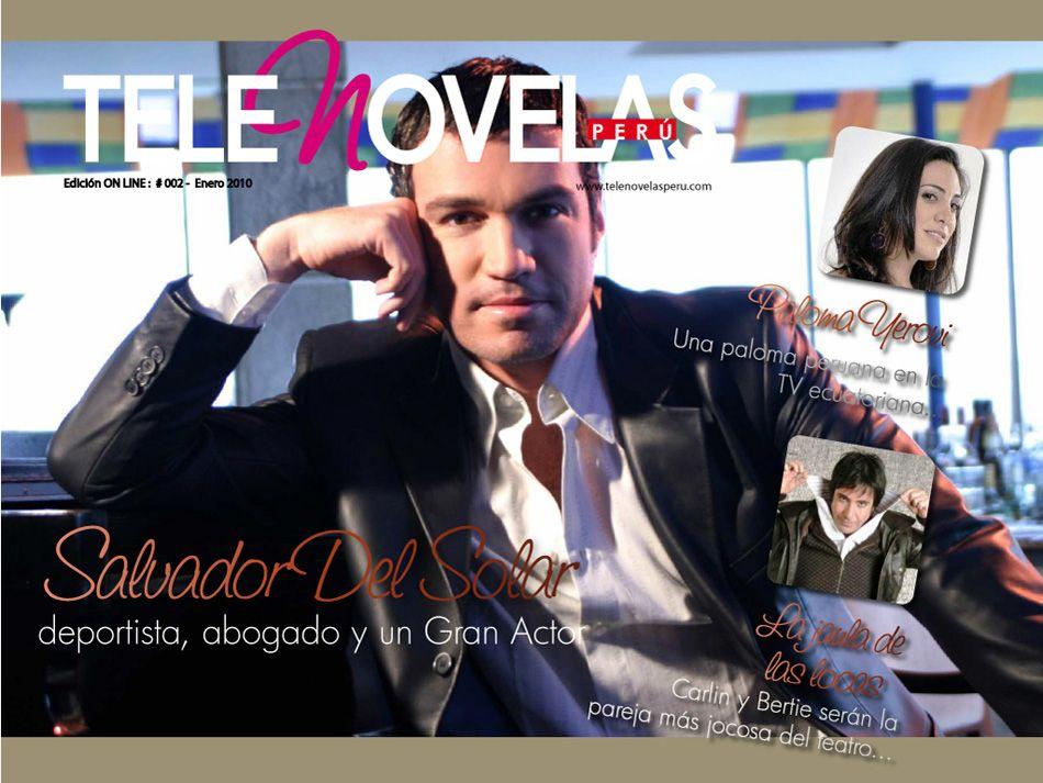 Edición Enero # 002 | 2010 de TeleNovelasPeru.com