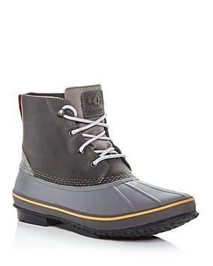 3967e204c6f UGG MEN'S ZETIK WATERPROOF LEATHER DUCK BOOTS. #ugg #shoes # | Ugg ...