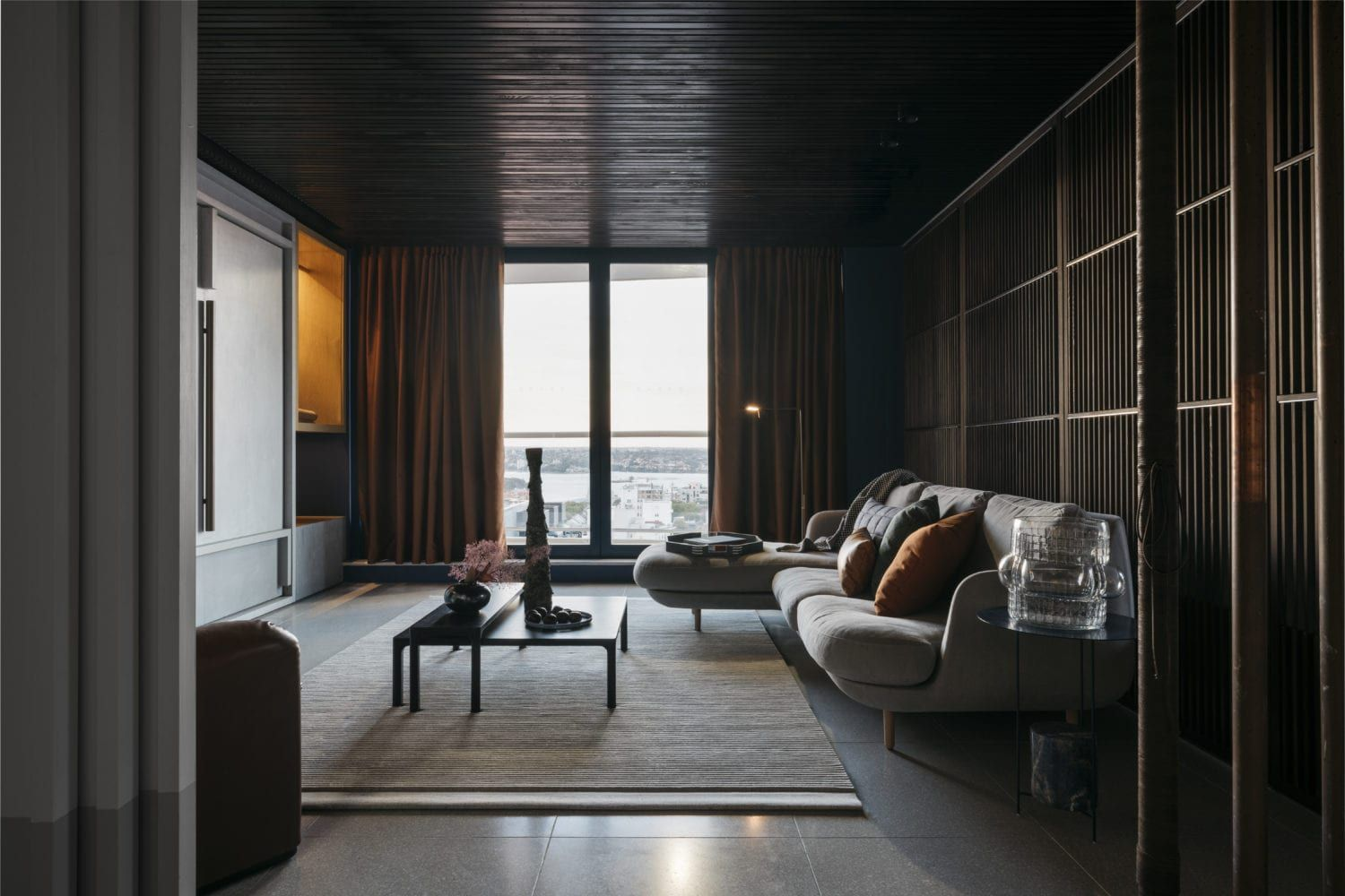 A Gentlemans Residence In The Sky Sydney Apartment By ...