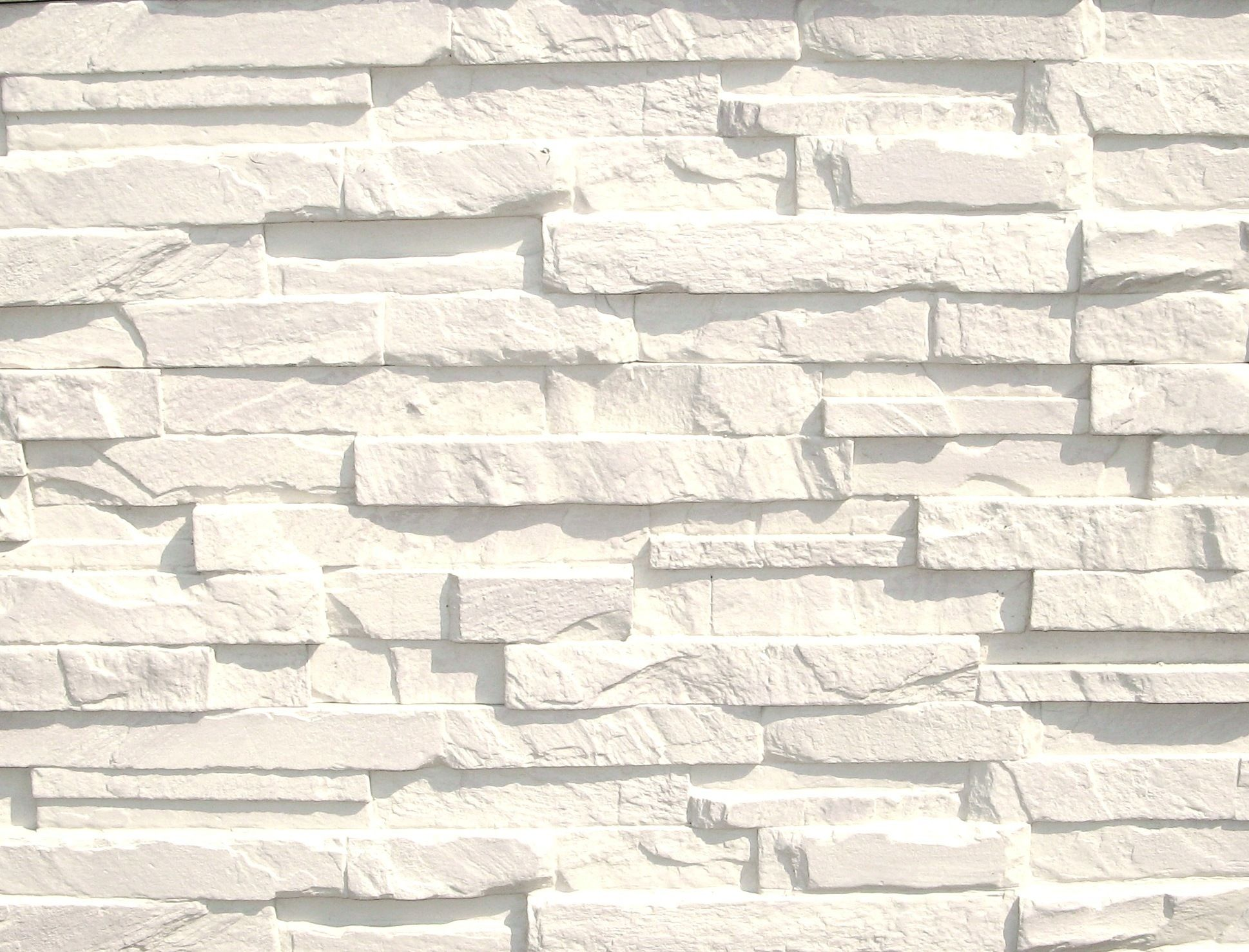 White brick wall external stone cladding stone for for External wall materials