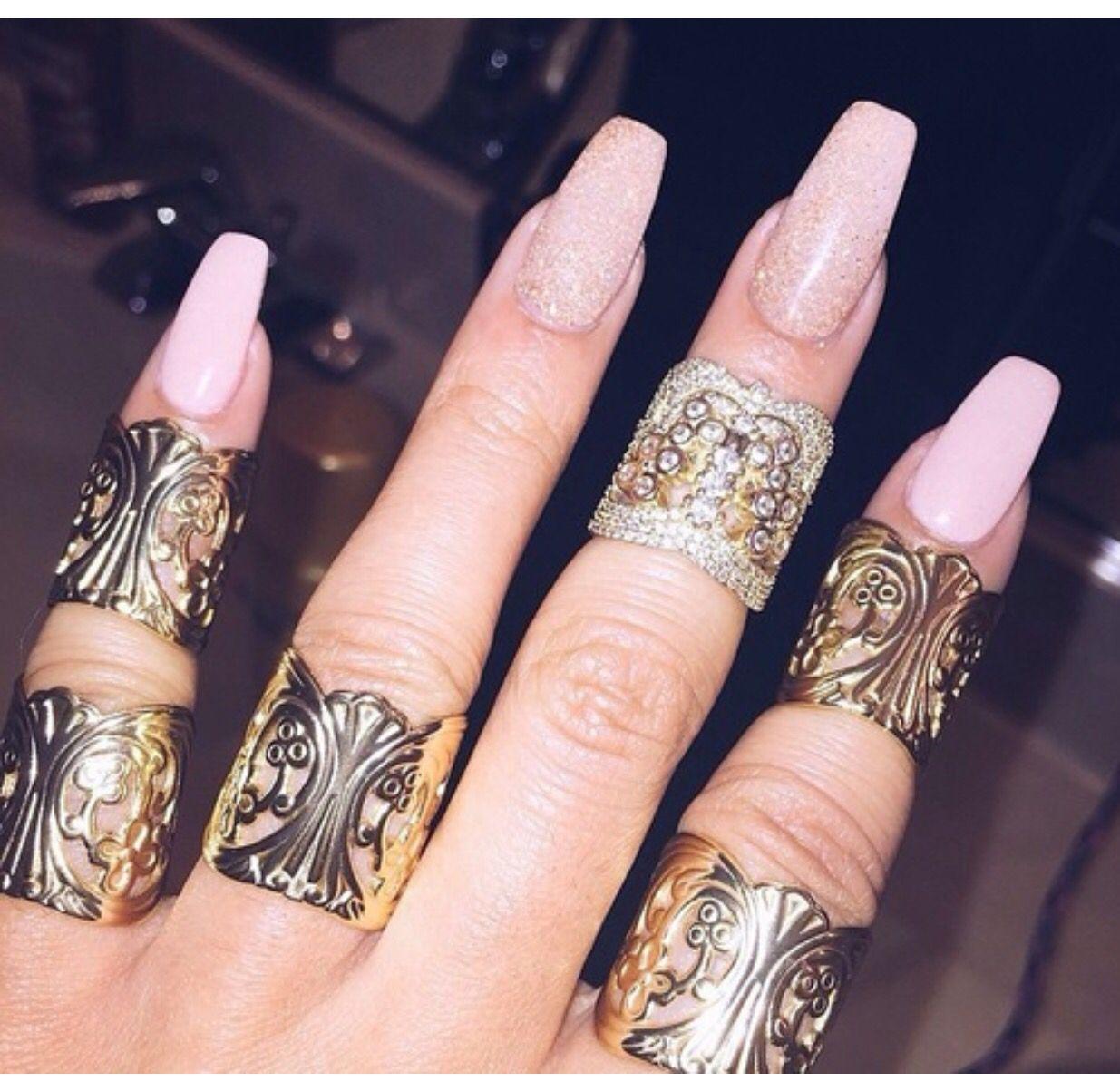 Nails jewels