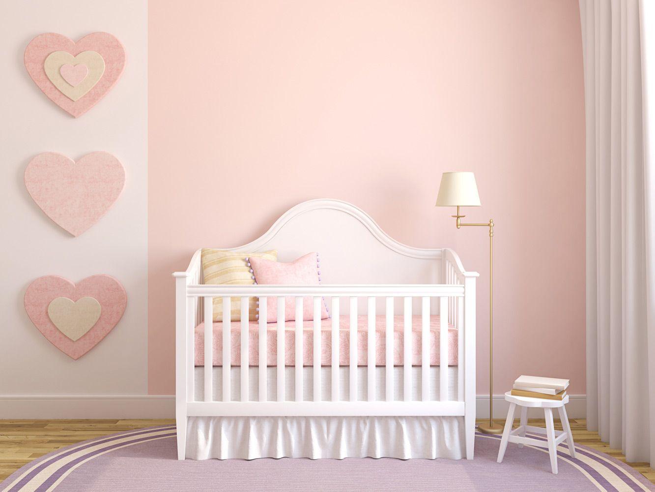 Decora O Simples Para Quarto De Beb Home Quarto Das Crian As  ~ Faixa Para Quarto De Bebe Feminino