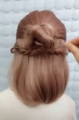 Photo of Compilation of beautiful hairstyle