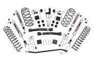 4in Jeep X-series Suspension Lift Kit