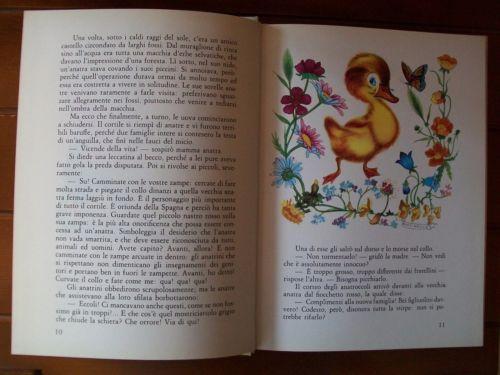 fiaba-vintage-Andersen-Il-brutto-anatroccolo-edizioni-PAOLINE-ill-Ruffinelli