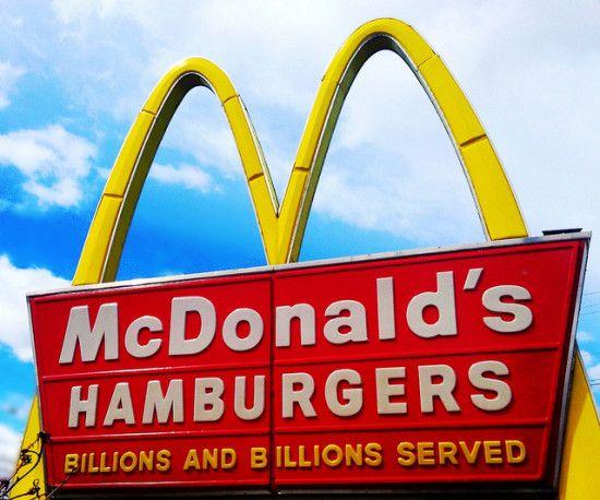 Mcdonald S Fast Food Or Good Food Served Fast Mcdonalds Fast Food Mcdonalds Fast Food
