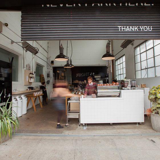 """""""Front Coffee + Café"""""""