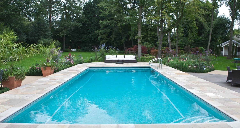 Captivating Outdoor Swimming Pool Construction U0026 Design Company   Falcon Pools, Surrey