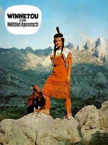 Winnetou Und Das Halbblut Apanatschi Bilder Karl May Filme Pierre Brice Winnetou Winnetou Und Old Shatterhand