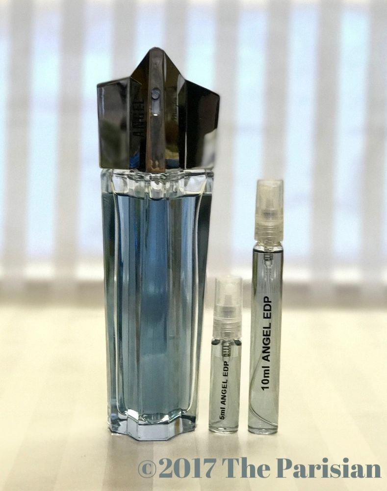 Thierry Mugler Angel Eau De Parfum 5ml 10ml Glass Sample Purse Travel Atomizer Ebay Travel Atomizer Thierry Mugler Travel Perfume
