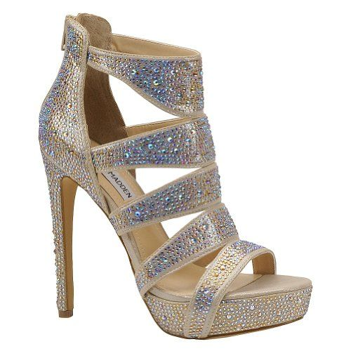 Antídoto Prisionero Descartar  Steve Madden Women's Spycee-R Pump,Champagne Multi,7.5 M US Steve Madden,http://www.amazon.com/dp/B00CY1AD8C/ref=cm_sw_r_pi_dp_4…  | Fashion shoes, Shoes, Shoe boots