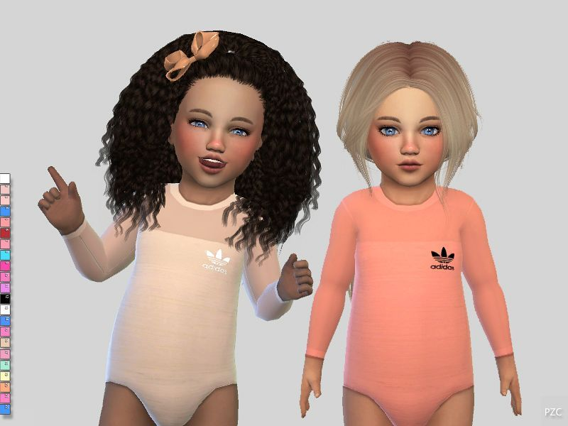 A pretty top in 3 colors for your cute sims! Found in TSR