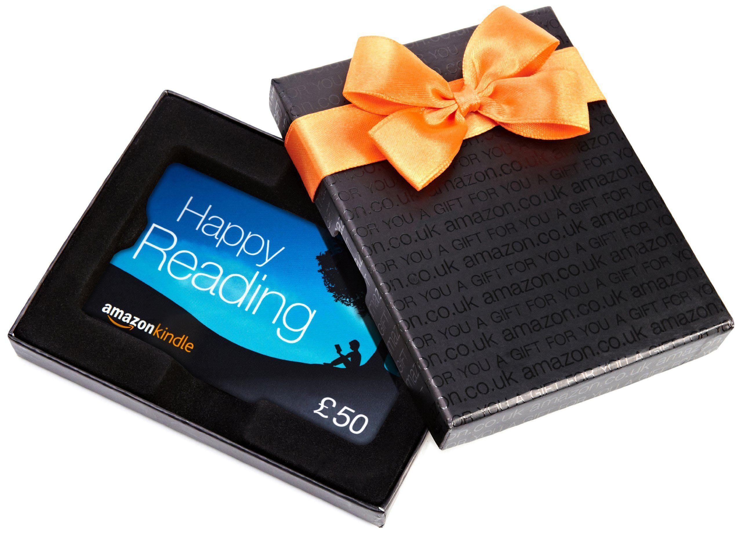 Amazon Co Uk Gift Box 50 Kindle Amazon Co Uk Gift Cards