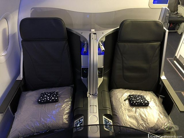 These Are The Other JetBlue Mint Seats Without Closing Door Definitely Not As Awesome Suite But Still Way Better Than Getting Stuck In 33E