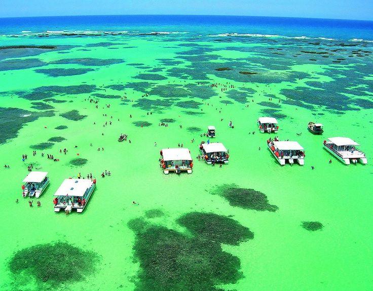 Piscinas de #Maragogi, #Alagoas,  Brazil.