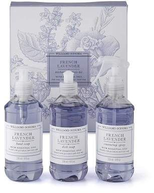 Williams Sonoma French Lavender Kitchen Essentials Kit This Set Of