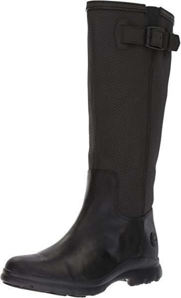 22093fd6679 Timberland Boots Women, Timberlands Women, Knee High Boots, Black Boots,  Rubber Rain