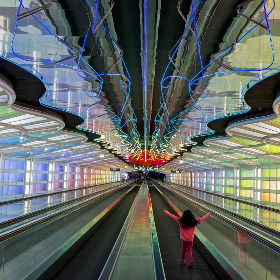 O'Hare International Airport Chicago Illinois