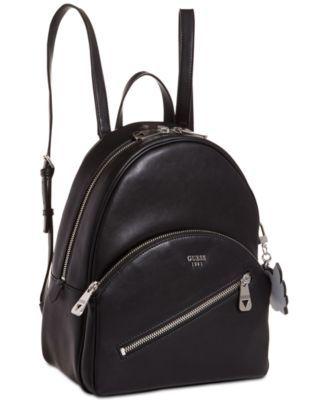 8282a279ba Guess Bradyn Small Backpack - Black