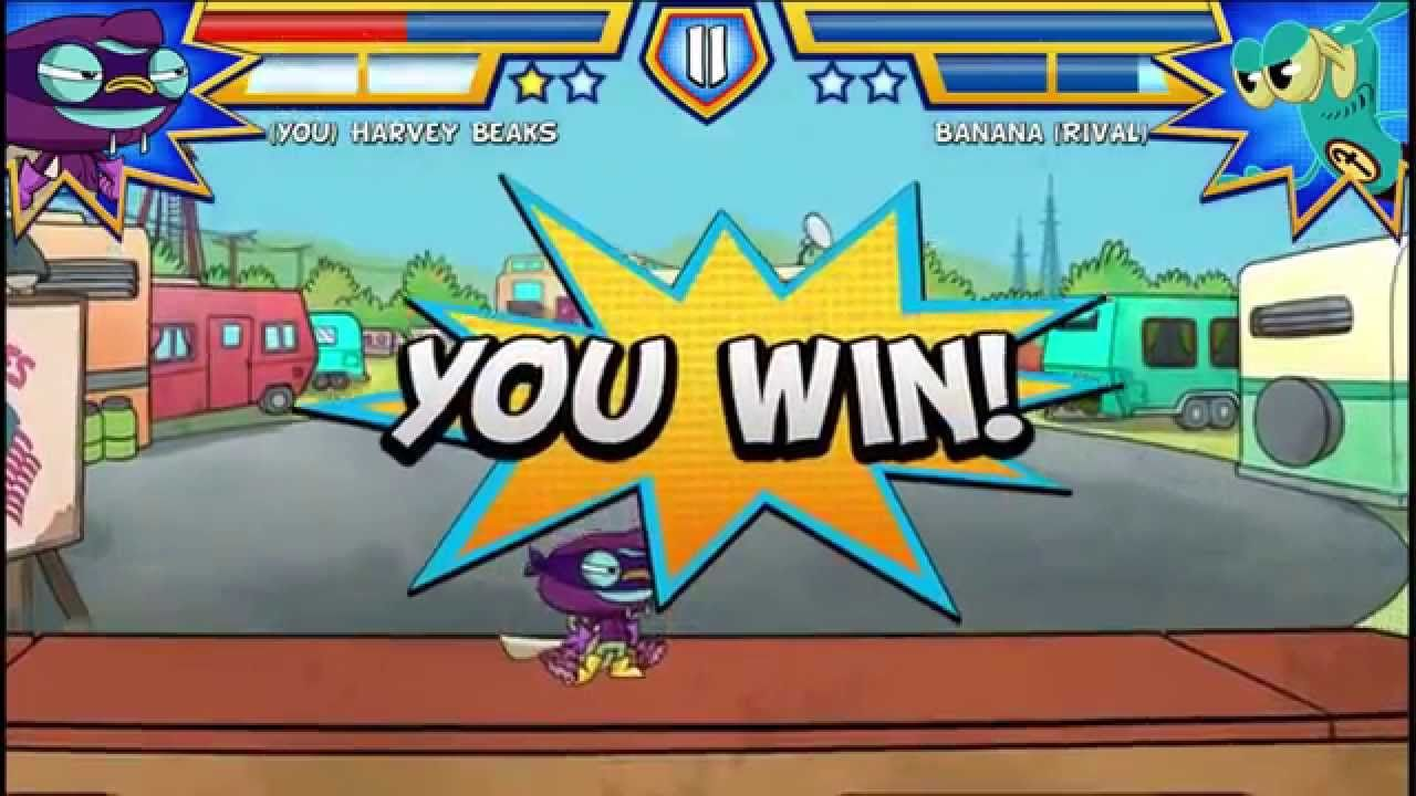 super brawl 4 nick games