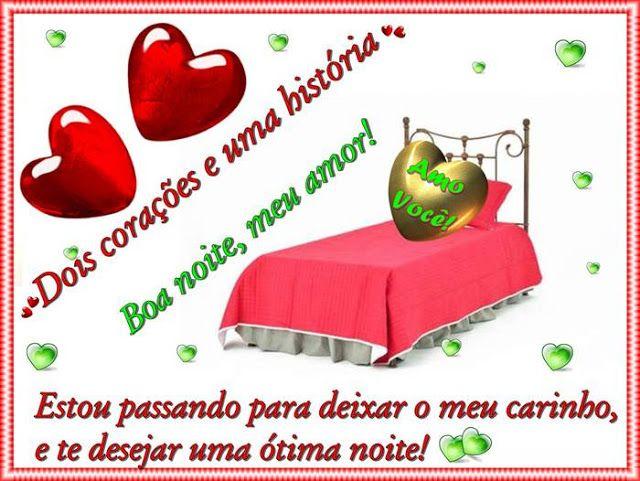 Cartoes Postais De Boa Noite Meu Amor Cartoes Postais Boa Noite