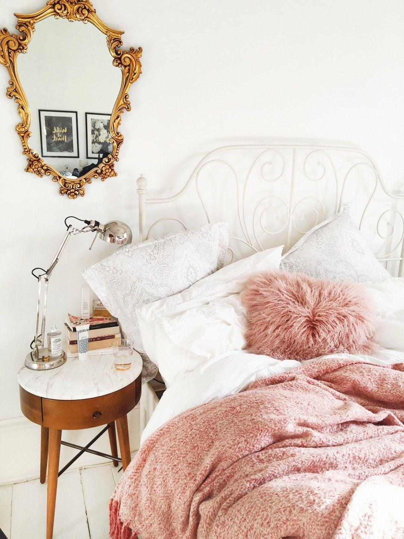 Pink And Gold Bedroom Ideas Elegant 80 Best Pink White And Gold Bedroom Ideas Decoratoo In 2020 French Bedroom Decor Pink Bedrooms Gold Bedroom