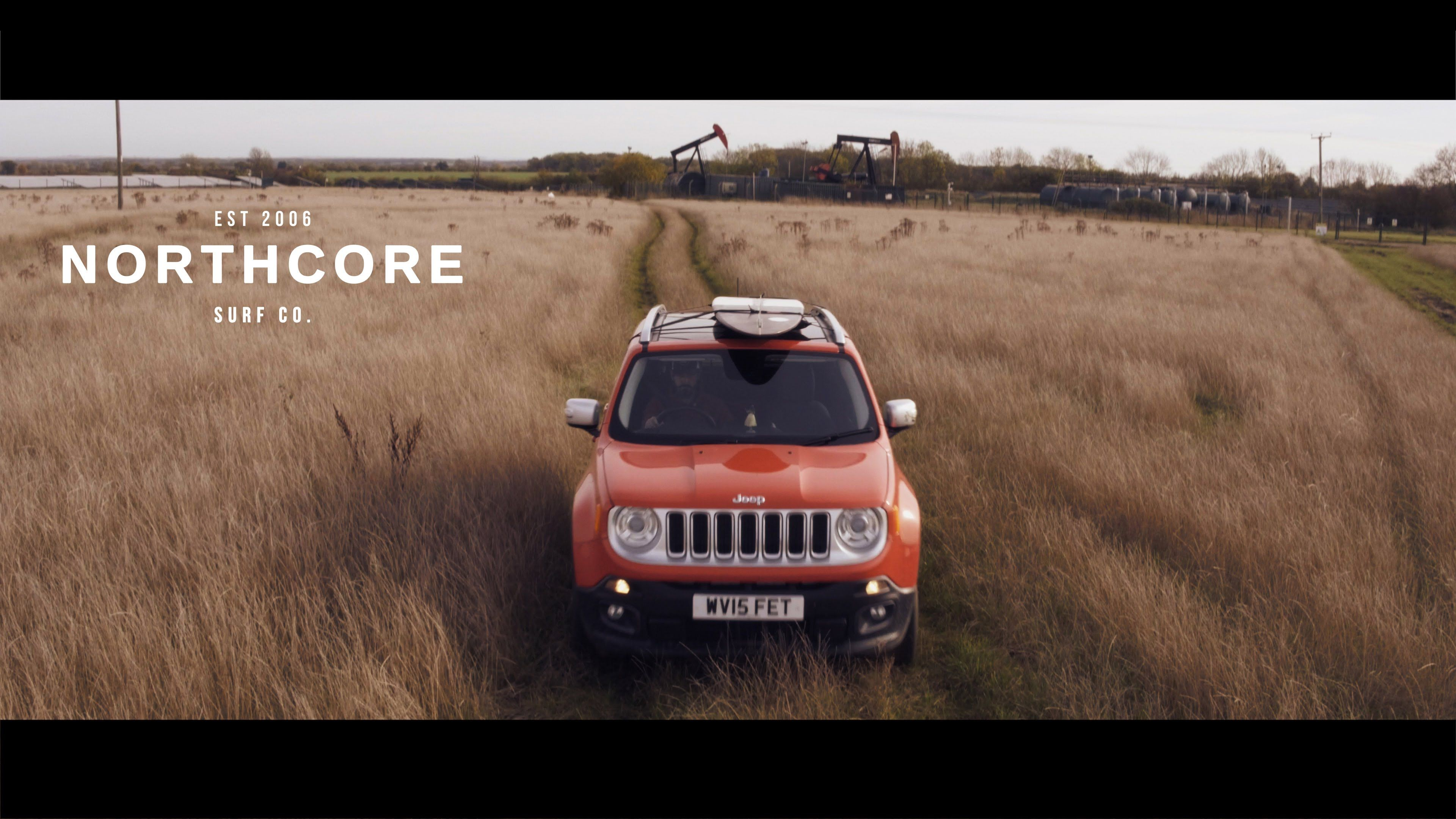 Looking For A Surf And Adventure Vehicle Check Out Our Review Of The New Jeep Renegade Con Immagini