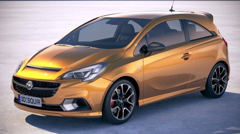Opel Corsa GSI 2019 Opel corsa, Autos, Fahren