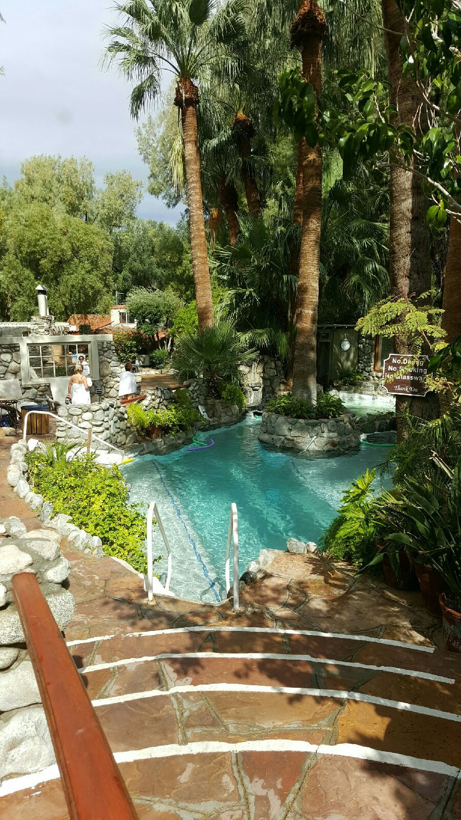 California Map Rancho Mirage%0A Two Bunch Palms Spa in Palm Springs  CA