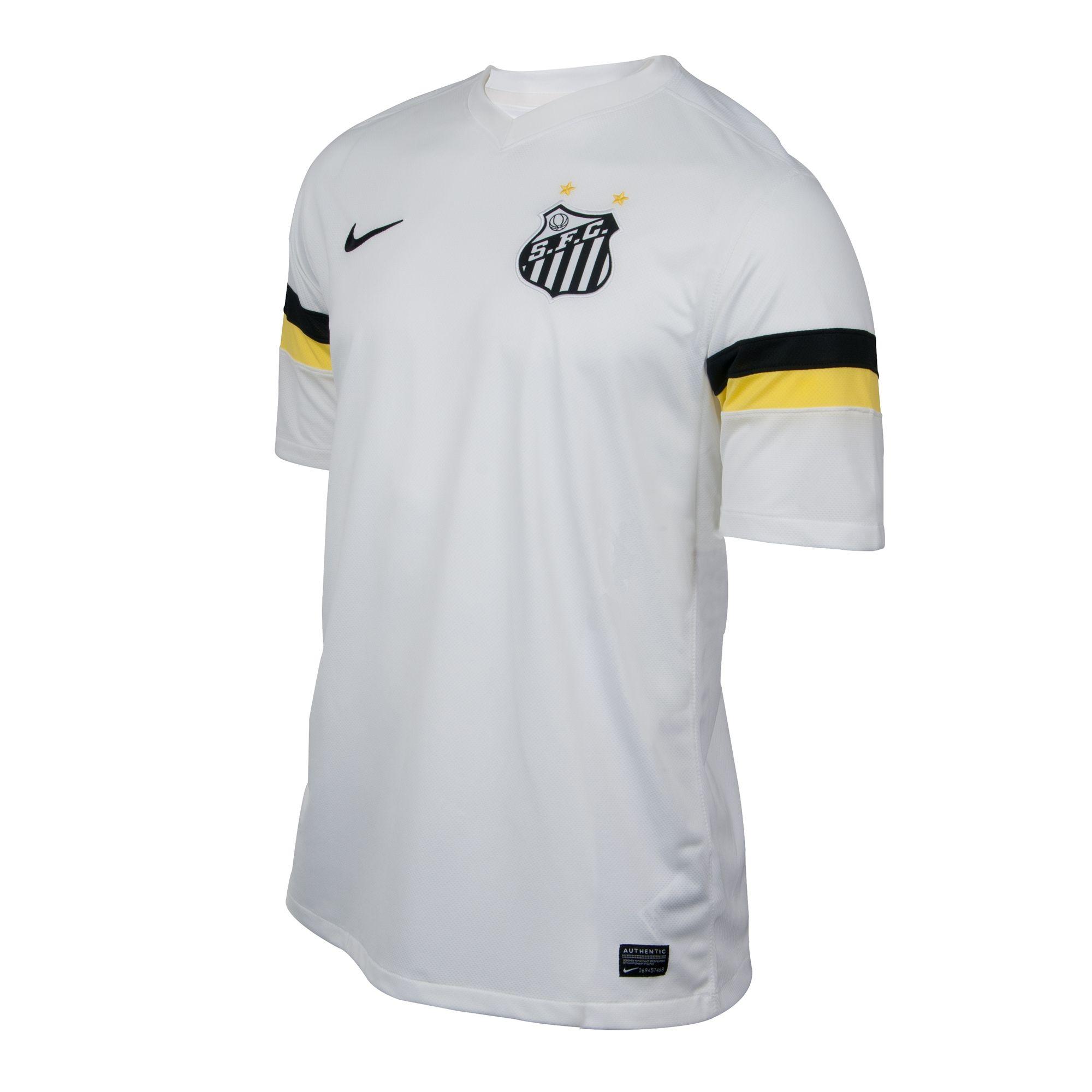 Camisa Masculina Santos I Home - Nike no Nike.com.br 27bdef27d2ac8