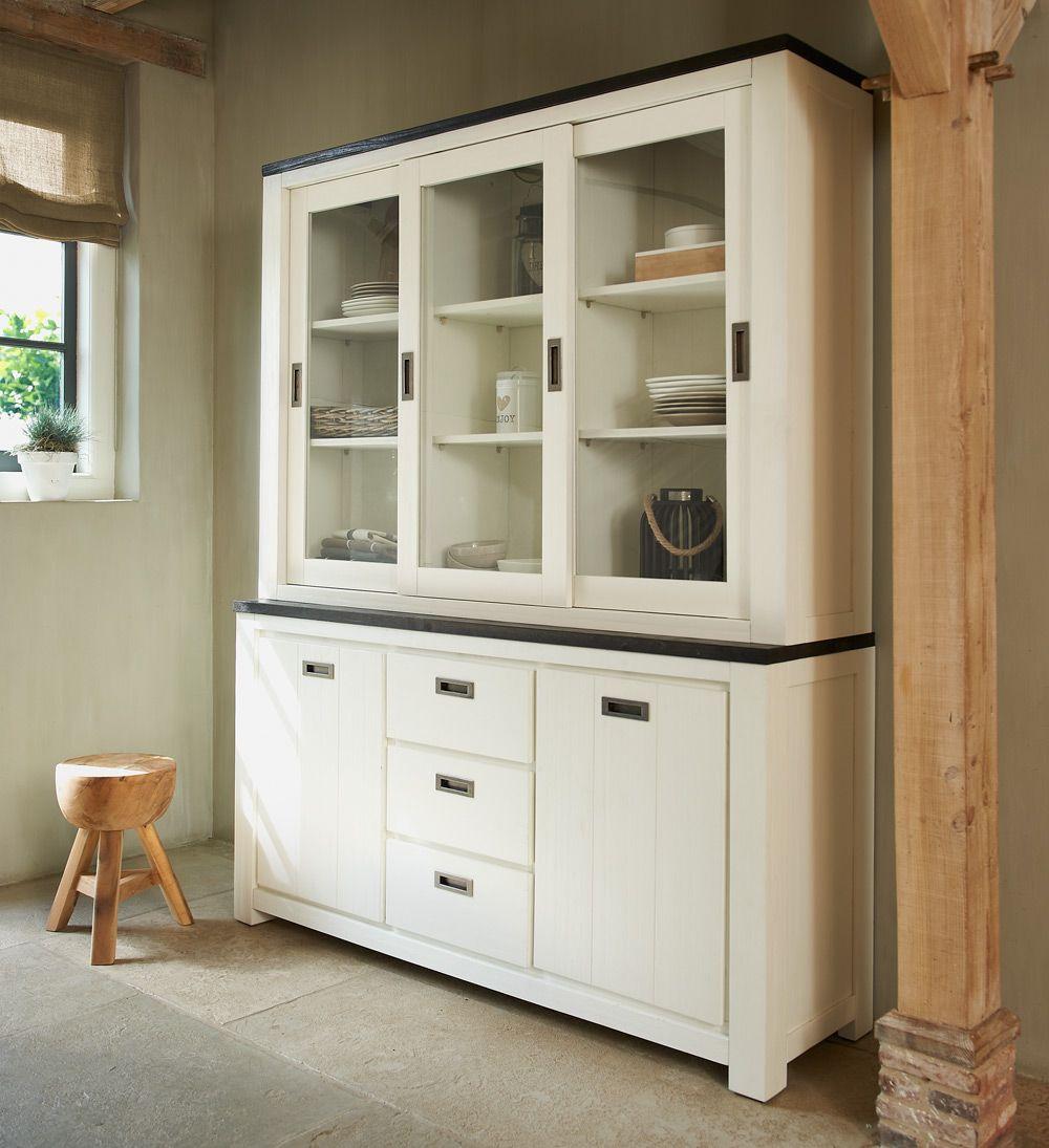 Buffetkast Humphrey: stoere aanvulling in je keuken of woonkamer ...