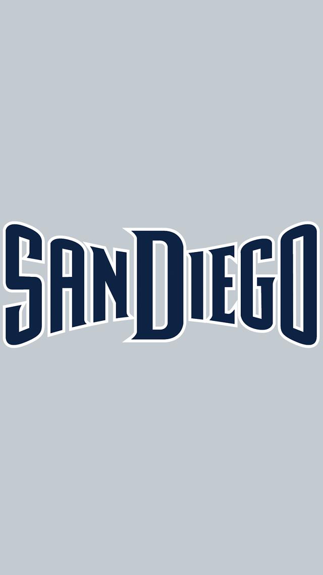 San Diego Padres 2011 San Diego Padres Word Mark Logo San Diego Art