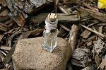 Moonstone Gemstone Charm Bottle Calms Emotional Life