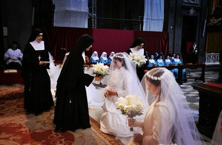 Sister Adorers of the Royal Blood of Jesus New Brides of